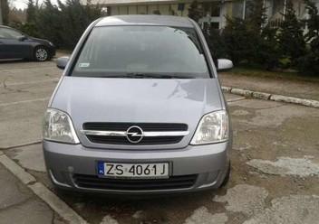 Pokrowce ochronne Opel Meriva A FL