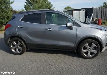 Pokrowce samochodowe Opel Mokka