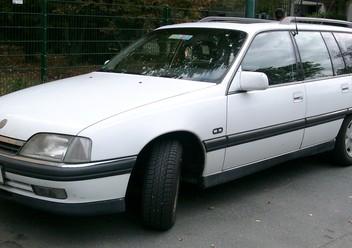 Podręczniki / Literatura / Przeglądy Opel Omega A