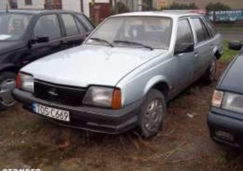 Regulator siły hamowania Opel Rekord