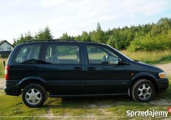 Dywaniki samochodowe Opel Sintra