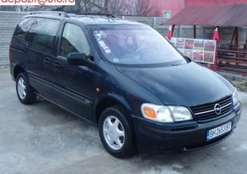 Regulator siły hamowania Opel Sintra