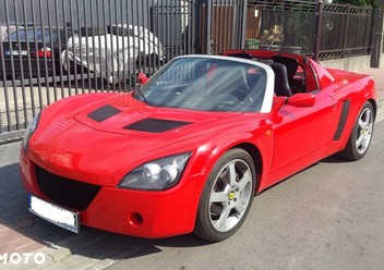 Serwo hamulca Opel Speedster