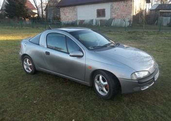 Pokrowce samochodowe Opel Tigra B