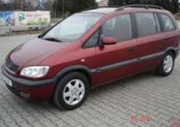 Pokrowce ochronne Opel Zafira B FL
