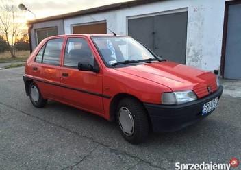 Pokrowce ochronne Peugeot 106