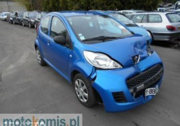 Pompa ABS Peugeot 107