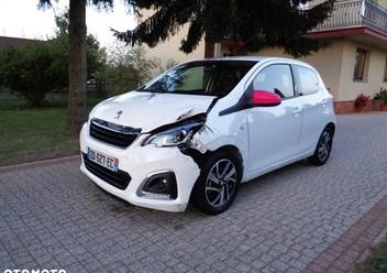 Regulator siły hamowania Peugeot 108