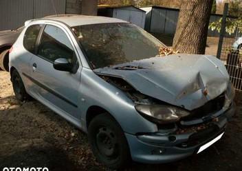 Serwo hamulca Peugeot 206
