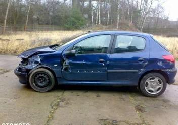 Regulator siły hamowania Peugeot 206