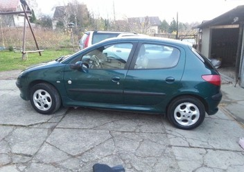 Pompa ABS Peugeot 206