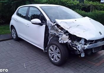 Serwo hamulca Peugeot 208