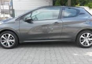 Regulator siły hamowania Peugeot 208