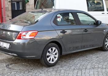 Podręczniki / Literatura / Przeglądy Peugeot 301
