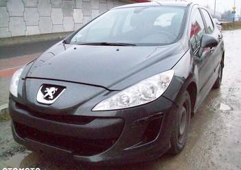 Pokrowce samochodowe Peugeot 308