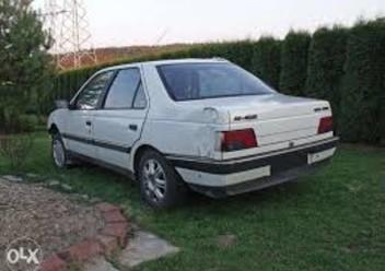 Pokrowce samochodowe Peugeot 405 FL