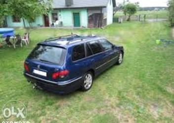 Serwo hamulca Peugeot 406 FL