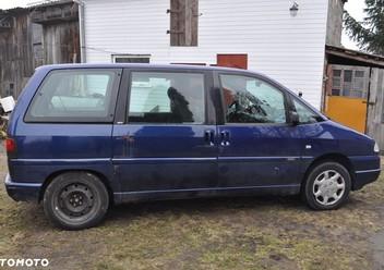 Pokrowce ochronne Peugeot 806 FL