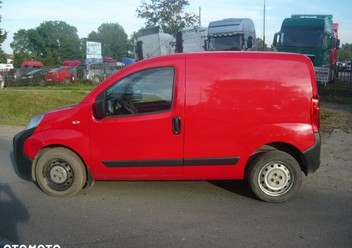 Pokrowce ochronne Peugeot Bipper
