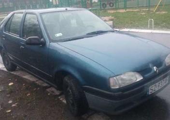 Serwo hamulca Renault 19 FL