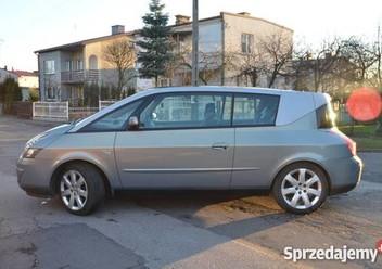 Pompa hamulcowa Renault Avantime