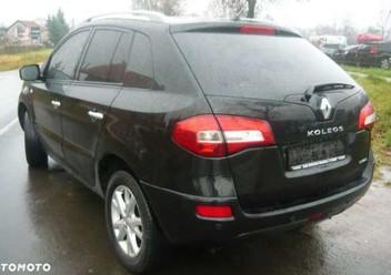 Podręczniki / Literatura / Przeglądy Renault Koleos FL II