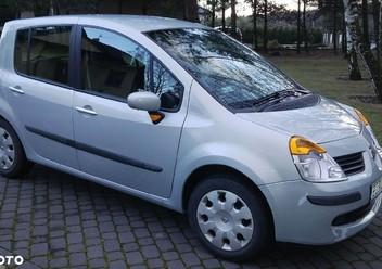 Regulator siły hamowania Renault Modus