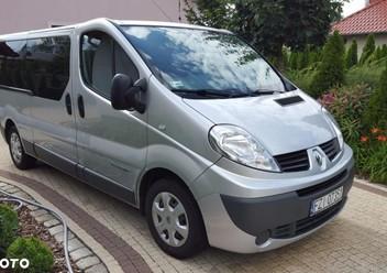 Dywaniki samochodowe Renault Trafic I FL
