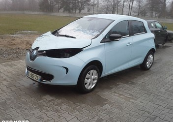 Pokrowce ochronne Renault Zoe