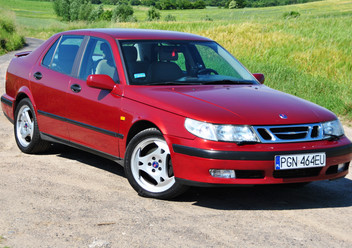 Dywaniki samochodowe Saab 9-5