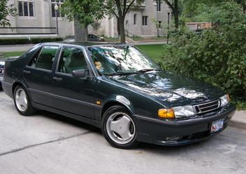 Serwo hamulca Saab 9000