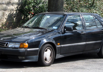 Regulator siły hamowania Saab 9000 FL