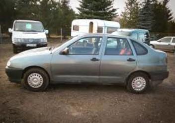 Dywaniki samochodowe Seat Cordoba II