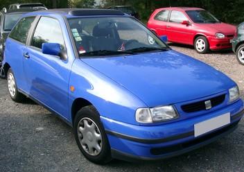 Pokrowce samochodowe Seat Ibiza II