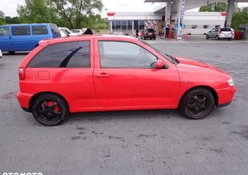 Dywaniki samochodowe Seat Ibiza II