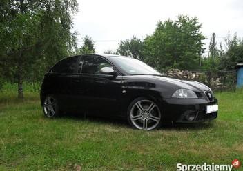 Szczęki hamulcowe przednie Seat Ibiza III