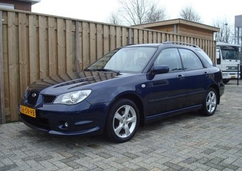Pokrowce samochodowe Subaru Impreza III