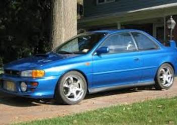Pompa ABS Subaru Impreza III