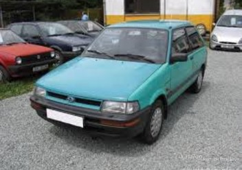 Serwo hamulca Subaru Justy II