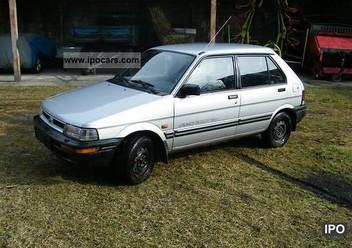 Serwo hamulca Subaru Justy II FL