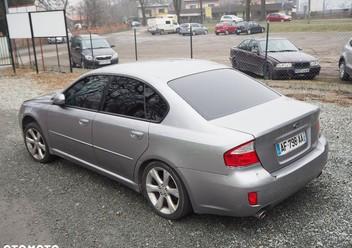Pompa hamulcowa Subaru Legacy II