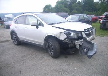 Podręczniki / Literatura / Przeglądy Subaru XV