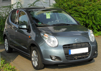 Regulator siły hamowania Suzuki Alto VII