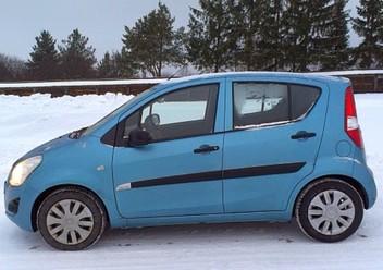Regulator siły hamowania Suzuki Splash