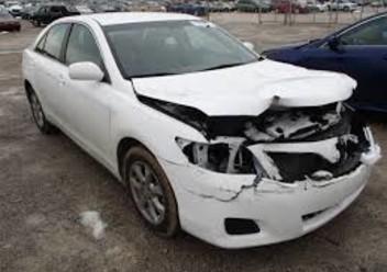 Pokrowce ochronne Toyota Camry VII