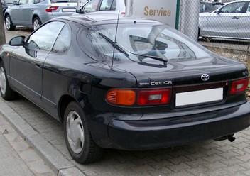 Koszulki fotelowe Toyota Celica T18