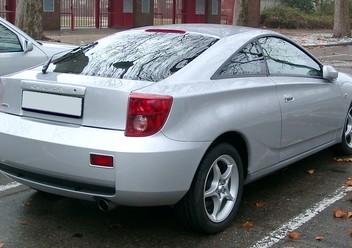 Pokrowce ochronne Toyota Celica T23