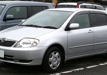Pompa hamulcowa Toyota Corolla IX