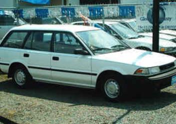 Pompa hamulcowa Toyota Corolla VII