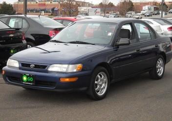 Serwo hamulca Toyota Corolla VIII